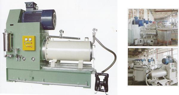 KWS卧式砂磨机