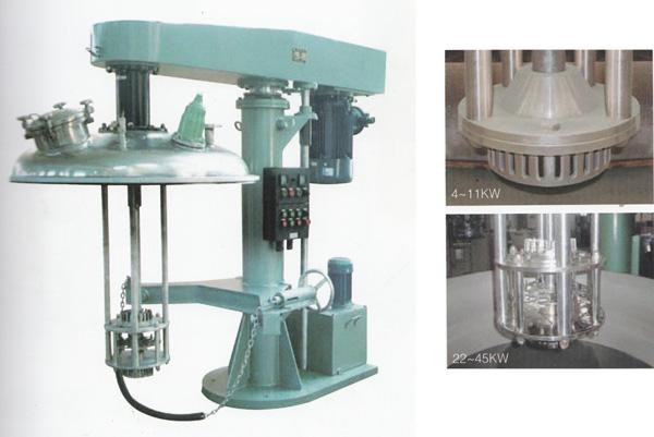 STA型乳化机